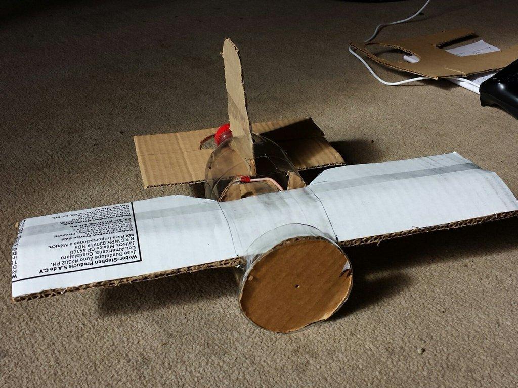 Coke Bottle RC Plane | Flite Test