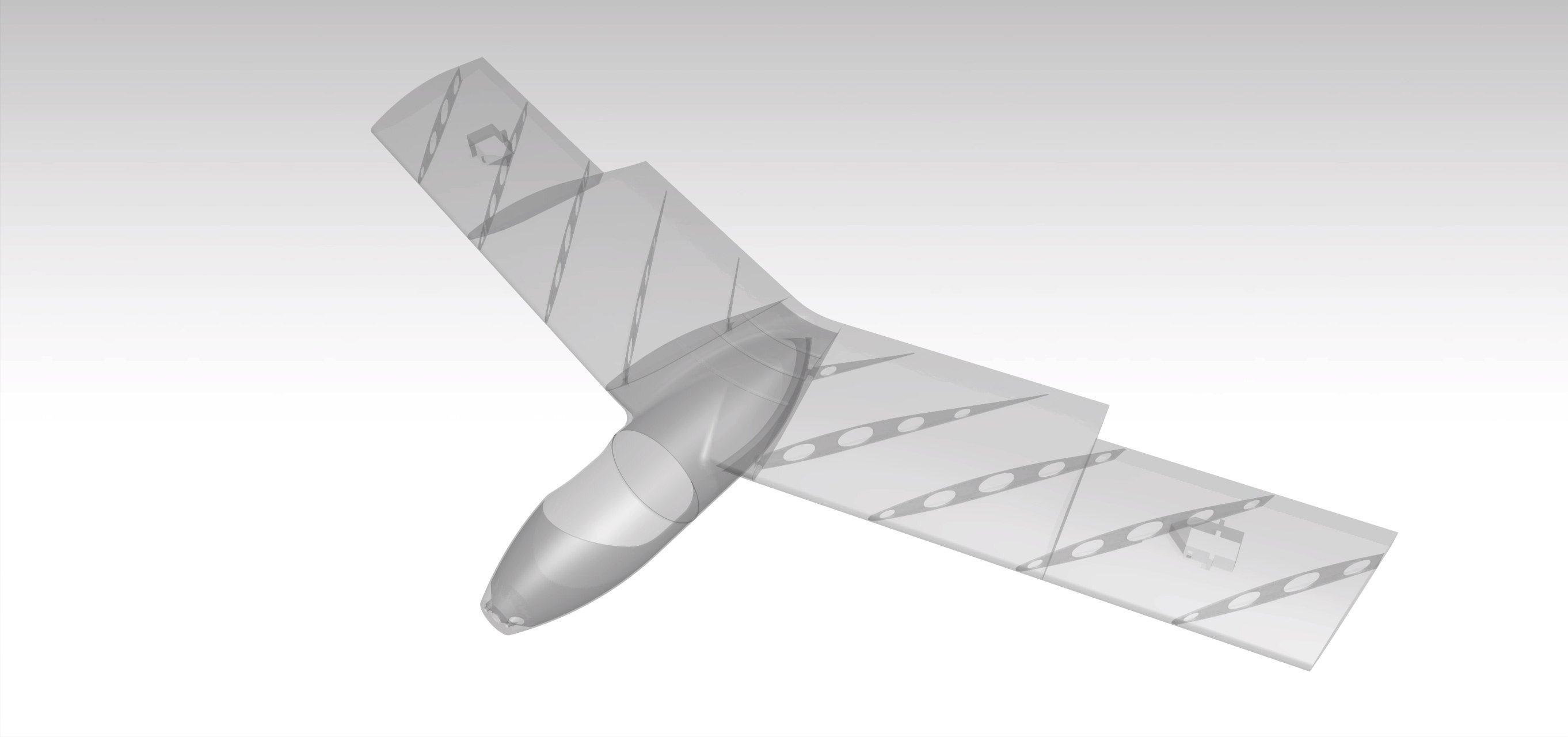 3D Printed Flying Wing | Flite Test