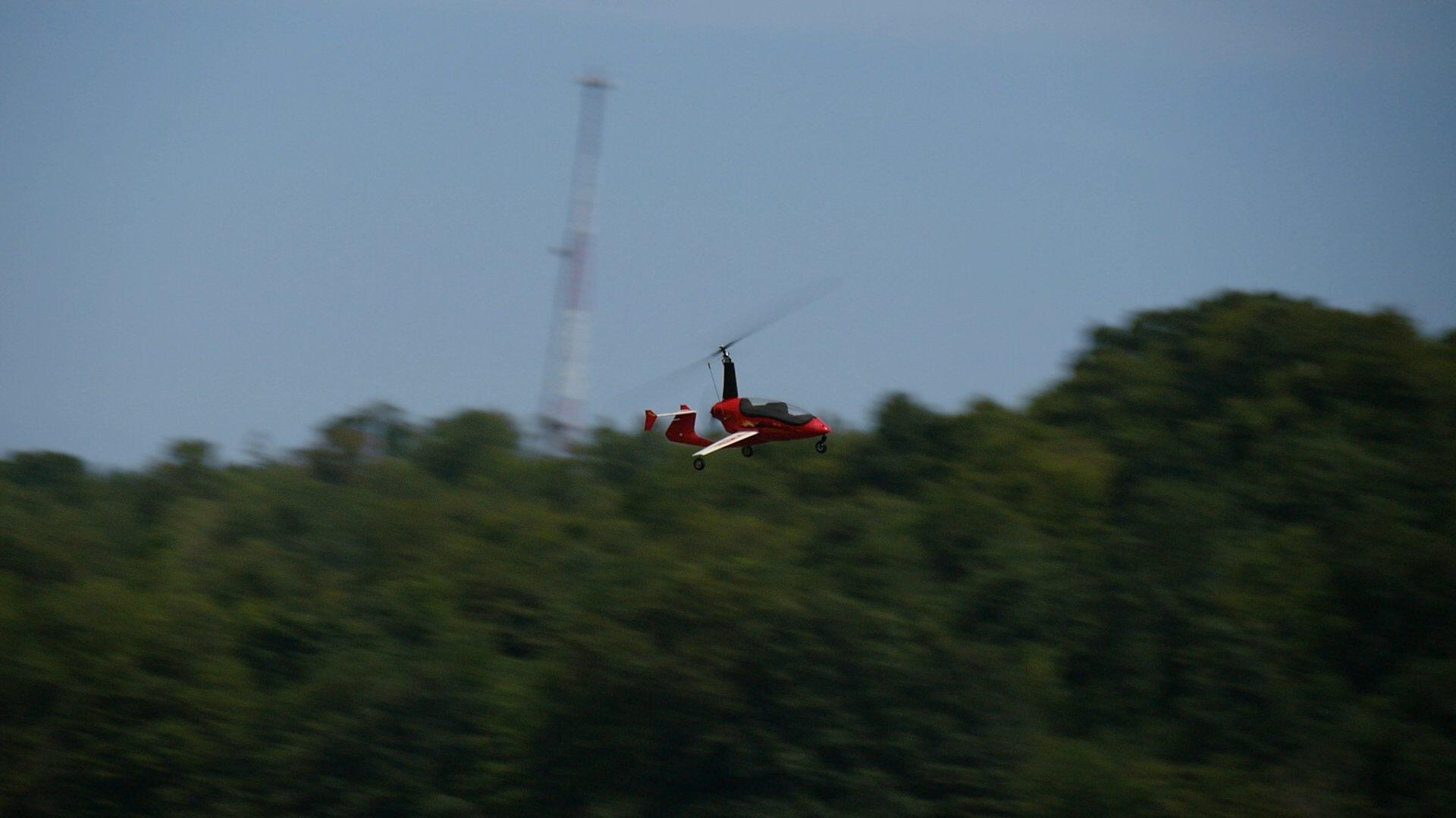 AC-10 Gyrocopter   Flite Test