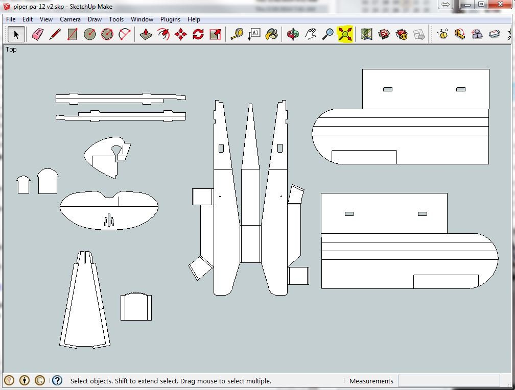 Sketchup Plugins 2d Tools - hillhawaii