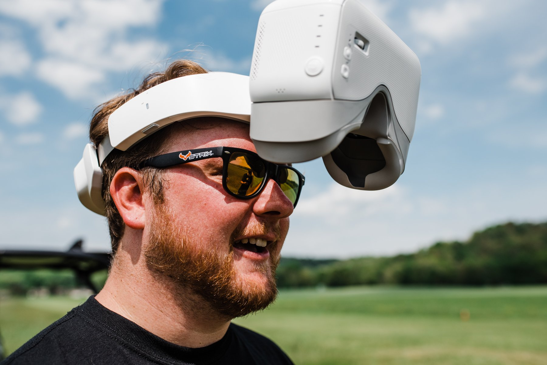 What We Enjoyed About The DJI Goggles