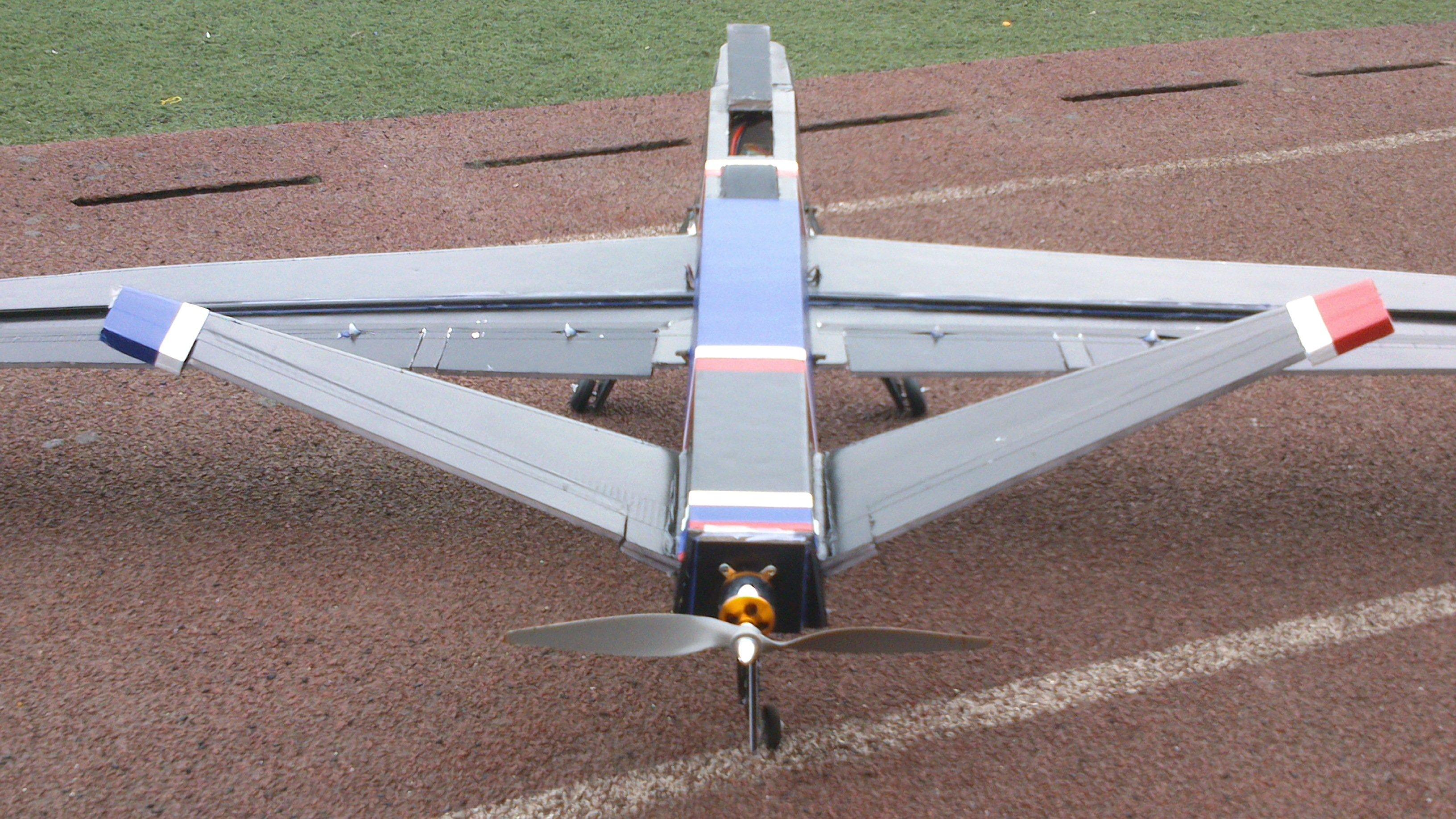 Foam board   RC Predator project 7 foot wingspan | Flite Test