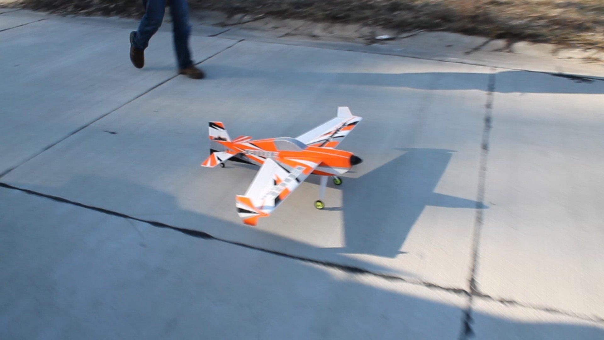 3D Hobbyshop edge 540 (epp foam)   Flite Test