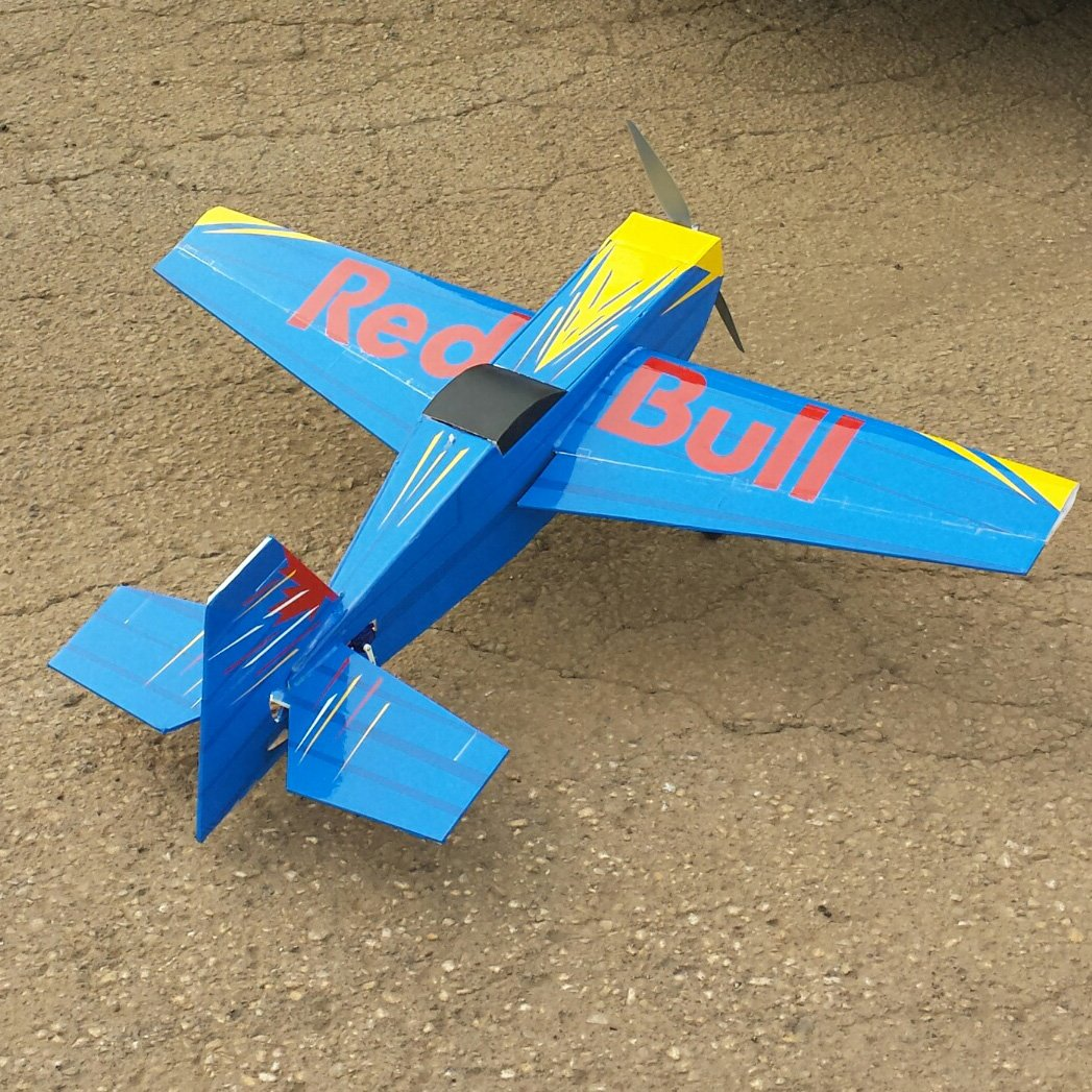 How to make a foam board rc plane