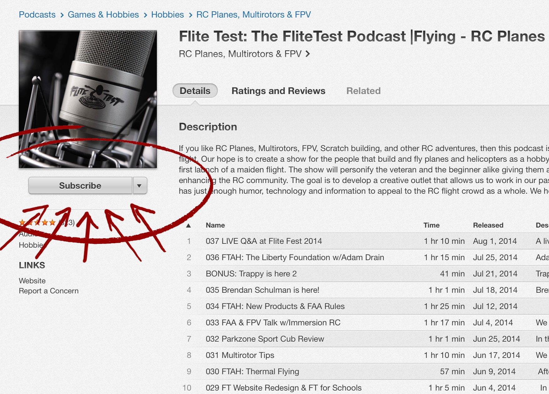 3 Ways You Can Help the FT Podcast! | Flite Test