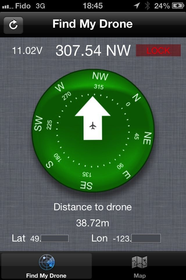 Lost plane, multi-rotor? There's an app for that! | Flite Test