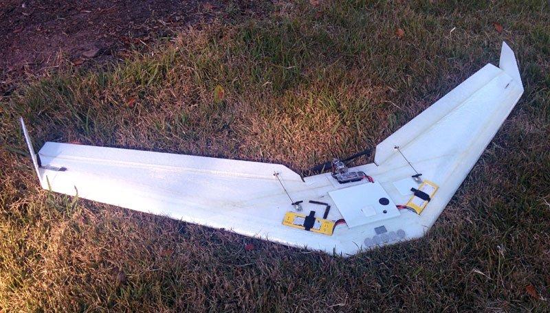 Taranis  EEPE & Pixhawk  PARAM for Deltawing Drone | Flite Test