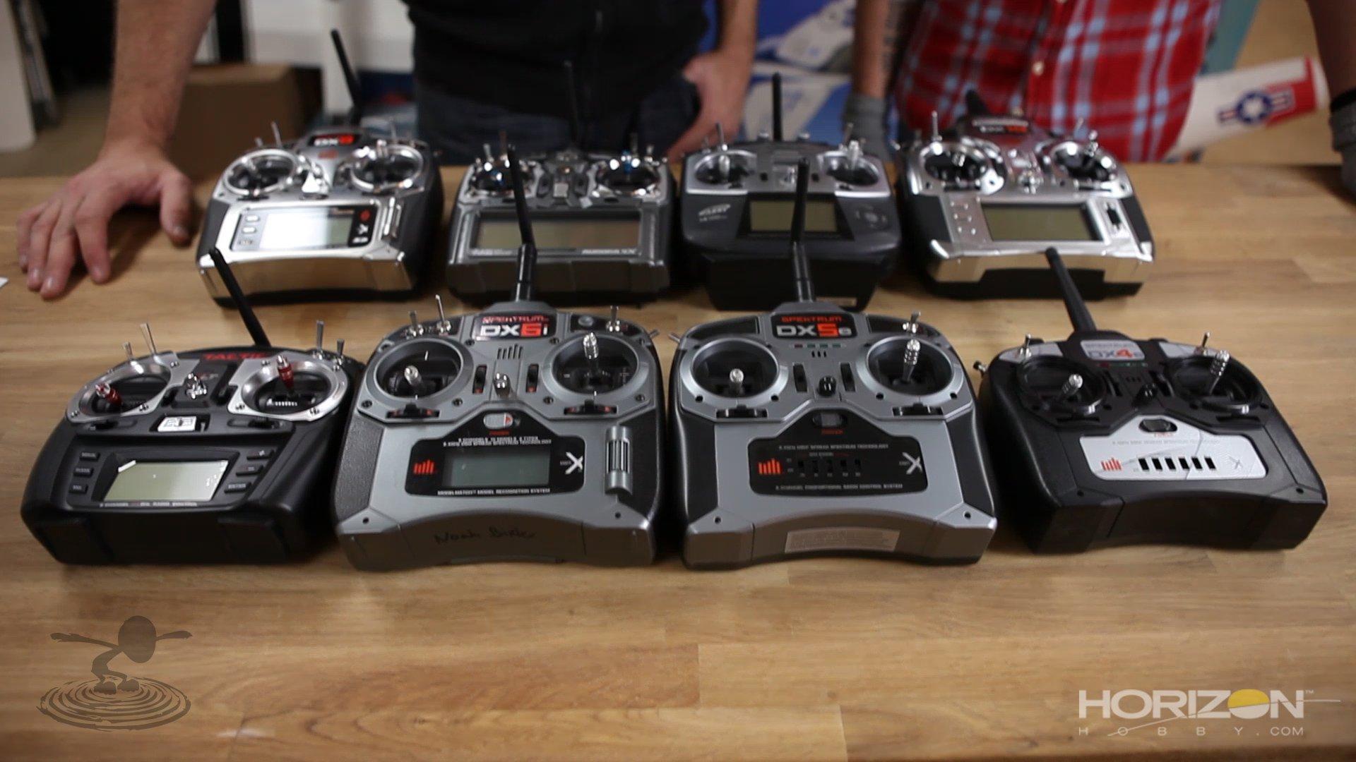 Beginner Series - Transmitters   Flite Test