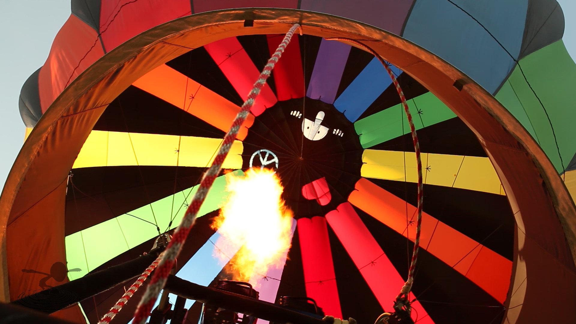 air balloon flite test
