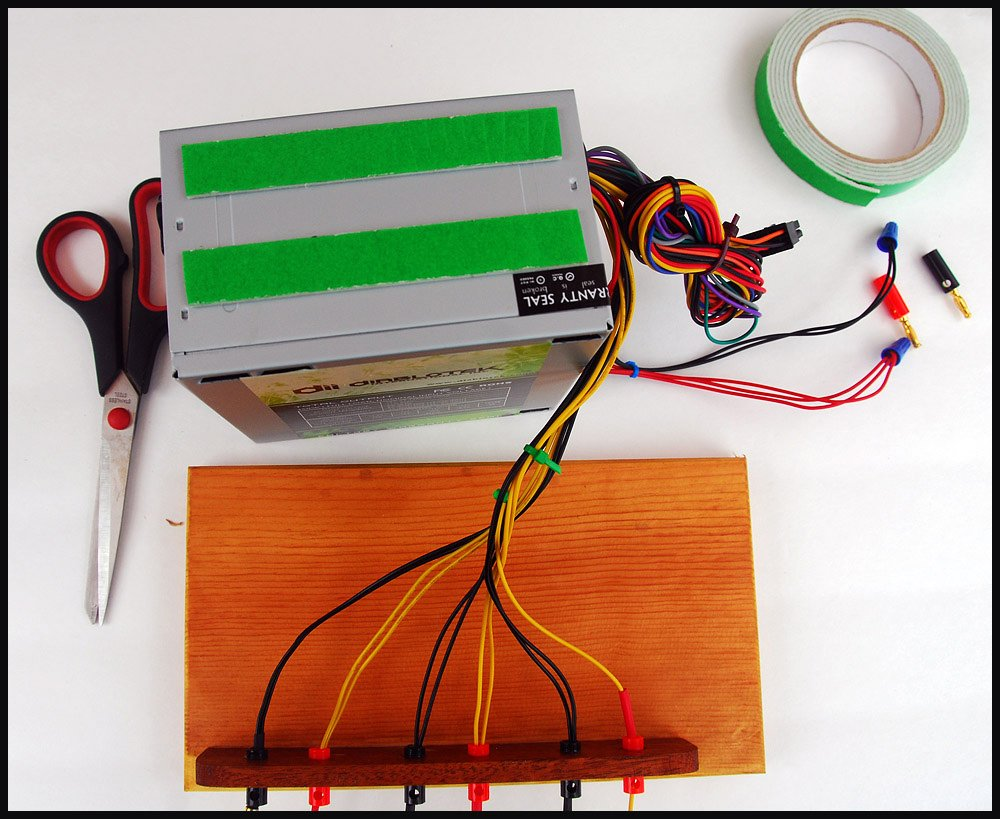 Build A Cheap Strong Battery Charger Power Supply Flite Test Circuit 12v Desulfator Kit With Auto Cut Off