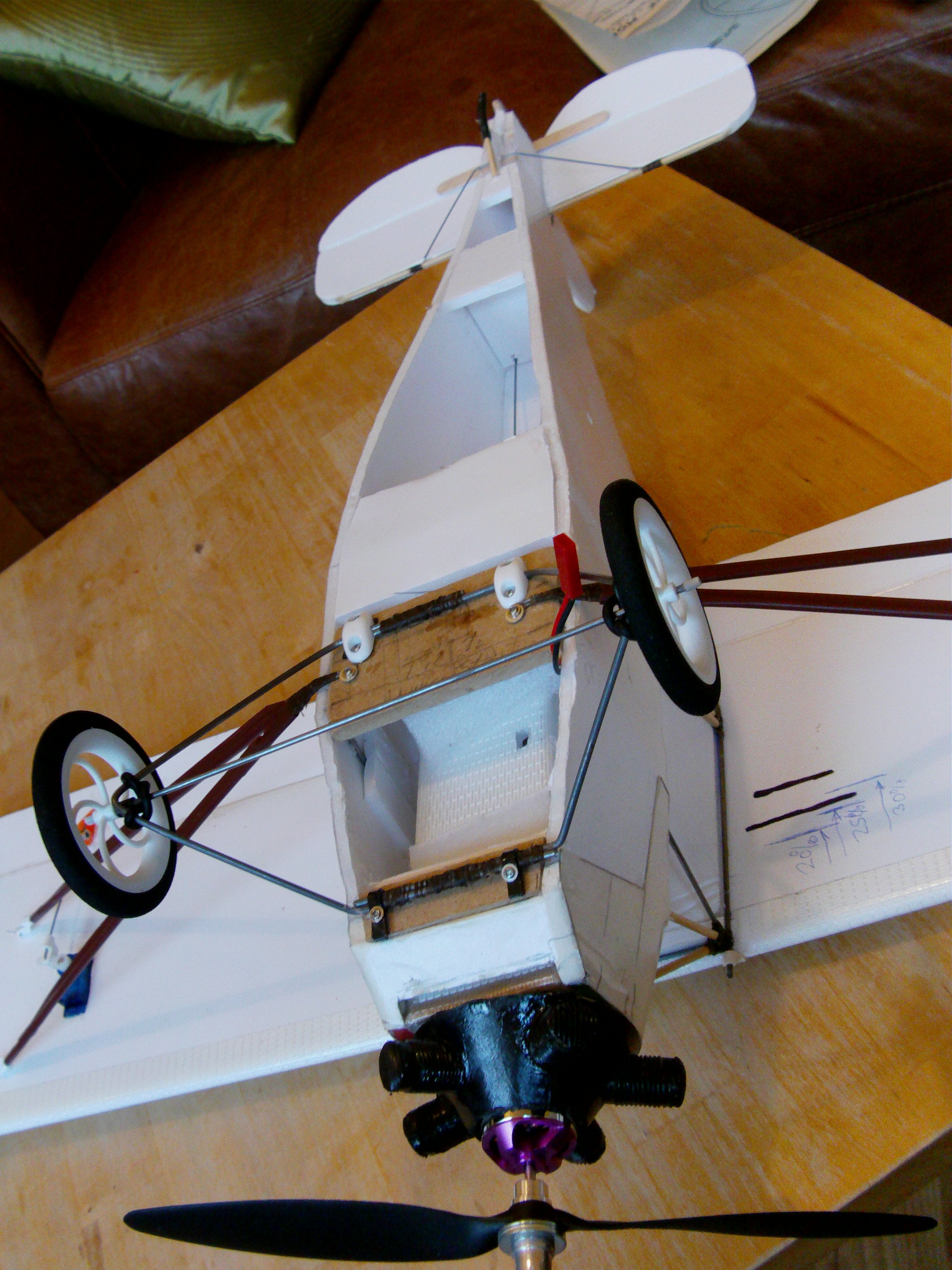 1927 velie monocoupe swappable flite test rh flitetest com Simple Wiring Diagrams Light Switch Wiring Diagram