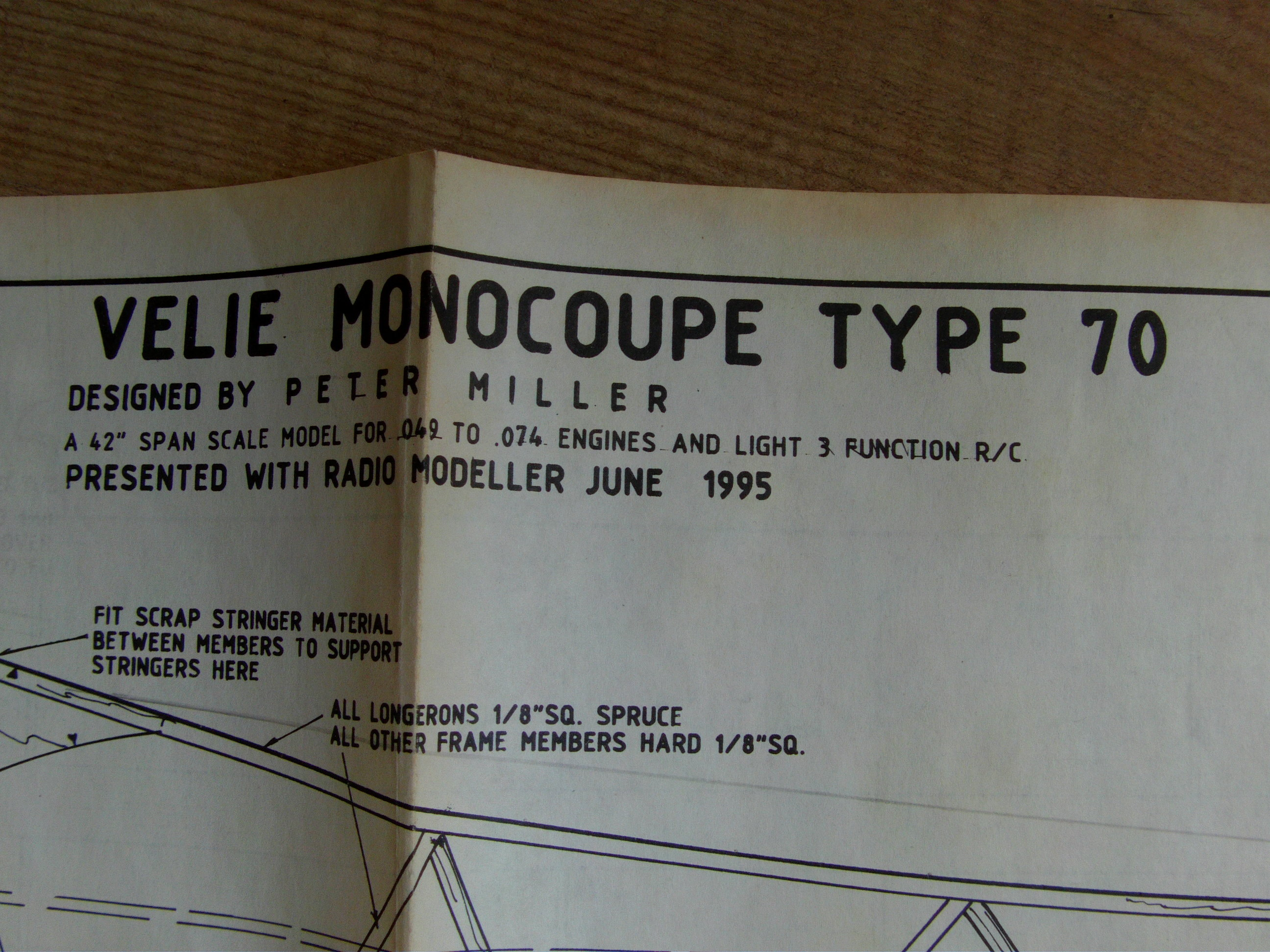 1927 Velie Monocoupe