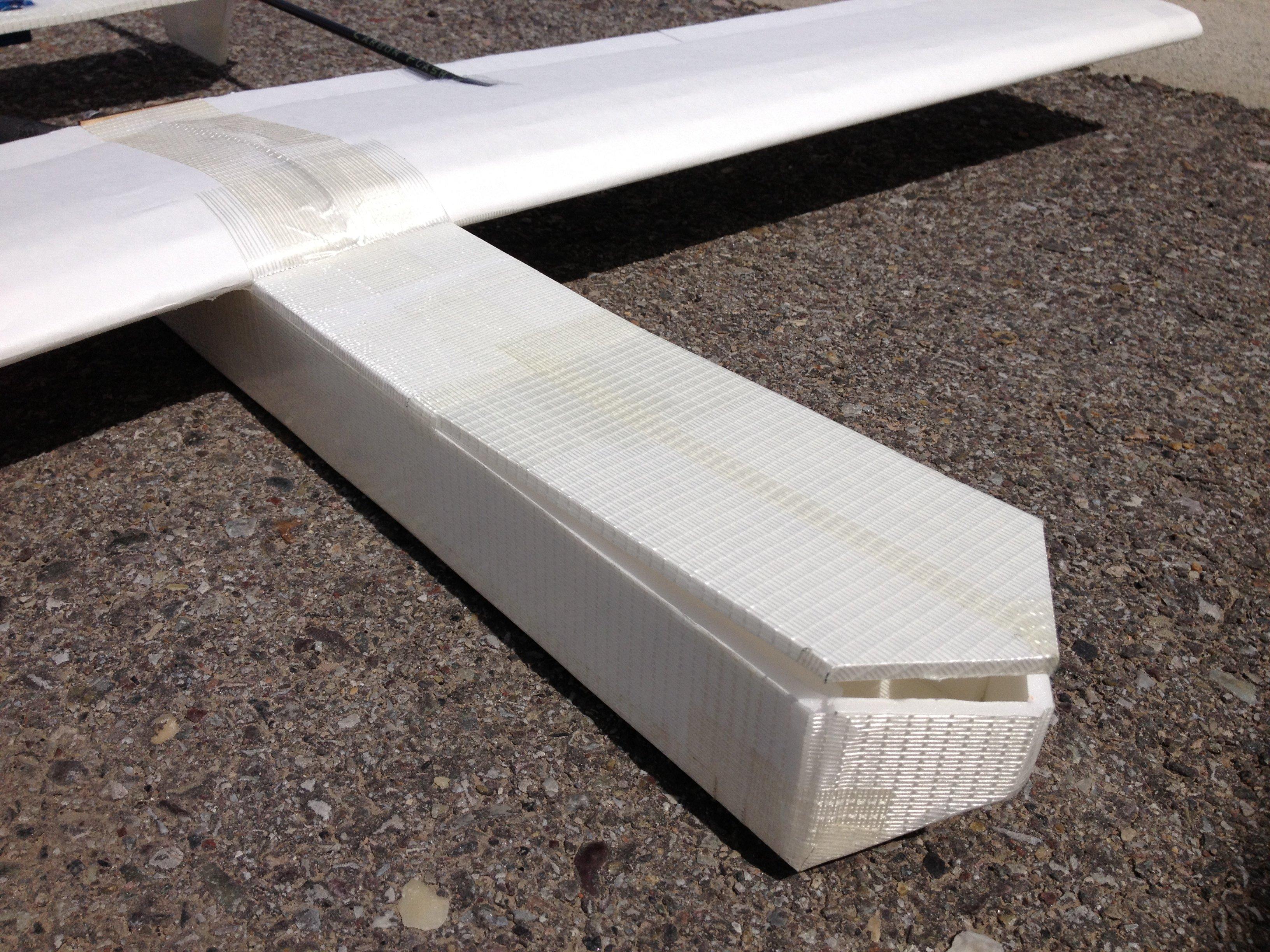 Spray foam and foamboard  | Flite Test