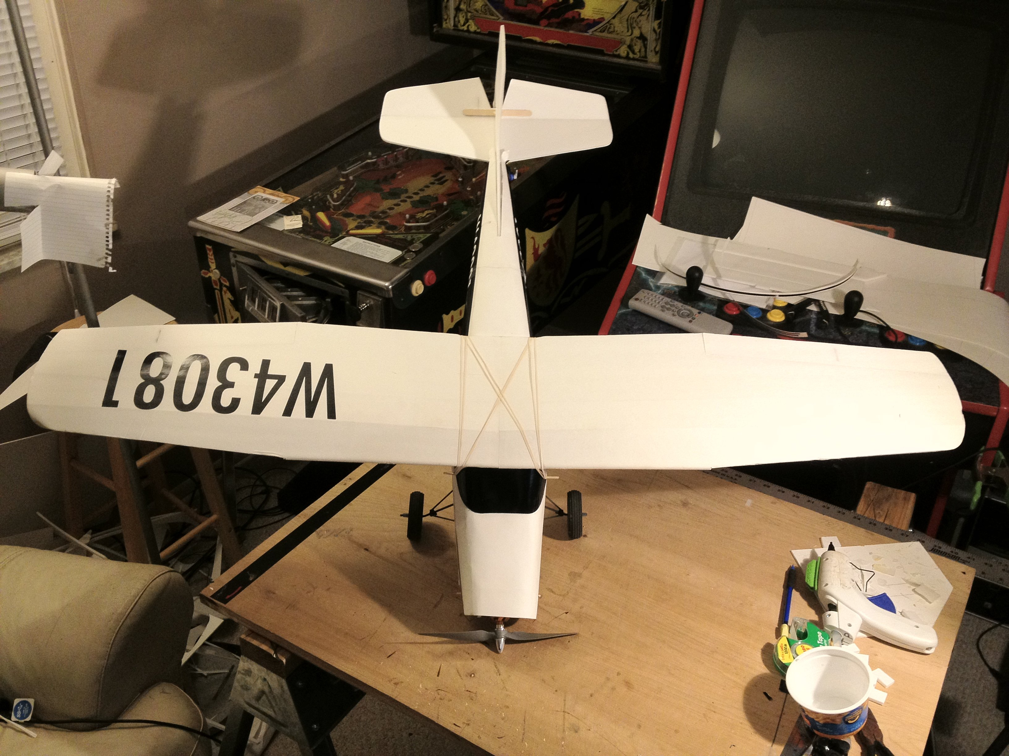 cessna 180 swappable with plans video u0026 build flite test