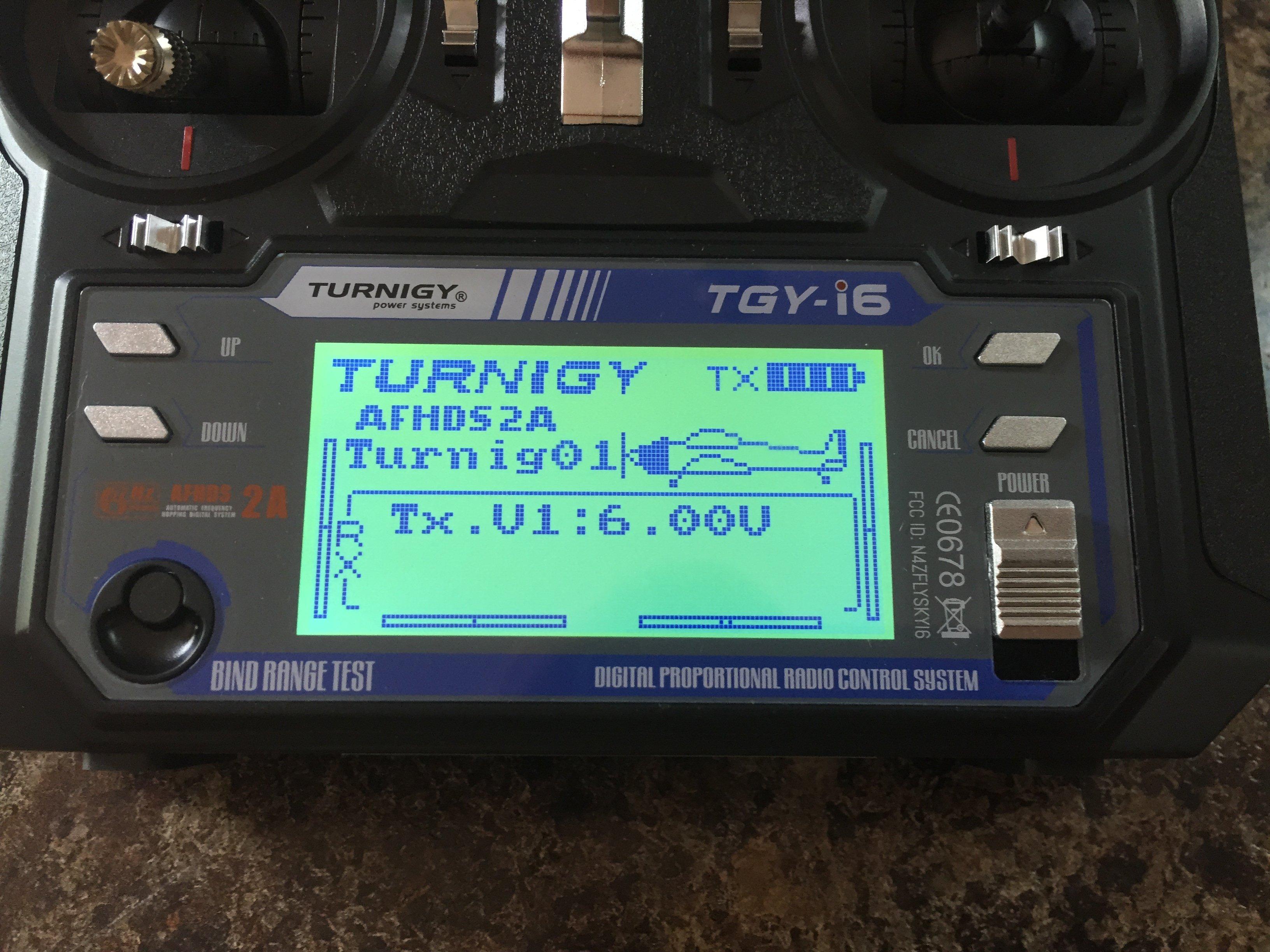 Turnigy TGY-i6 | Flite Test