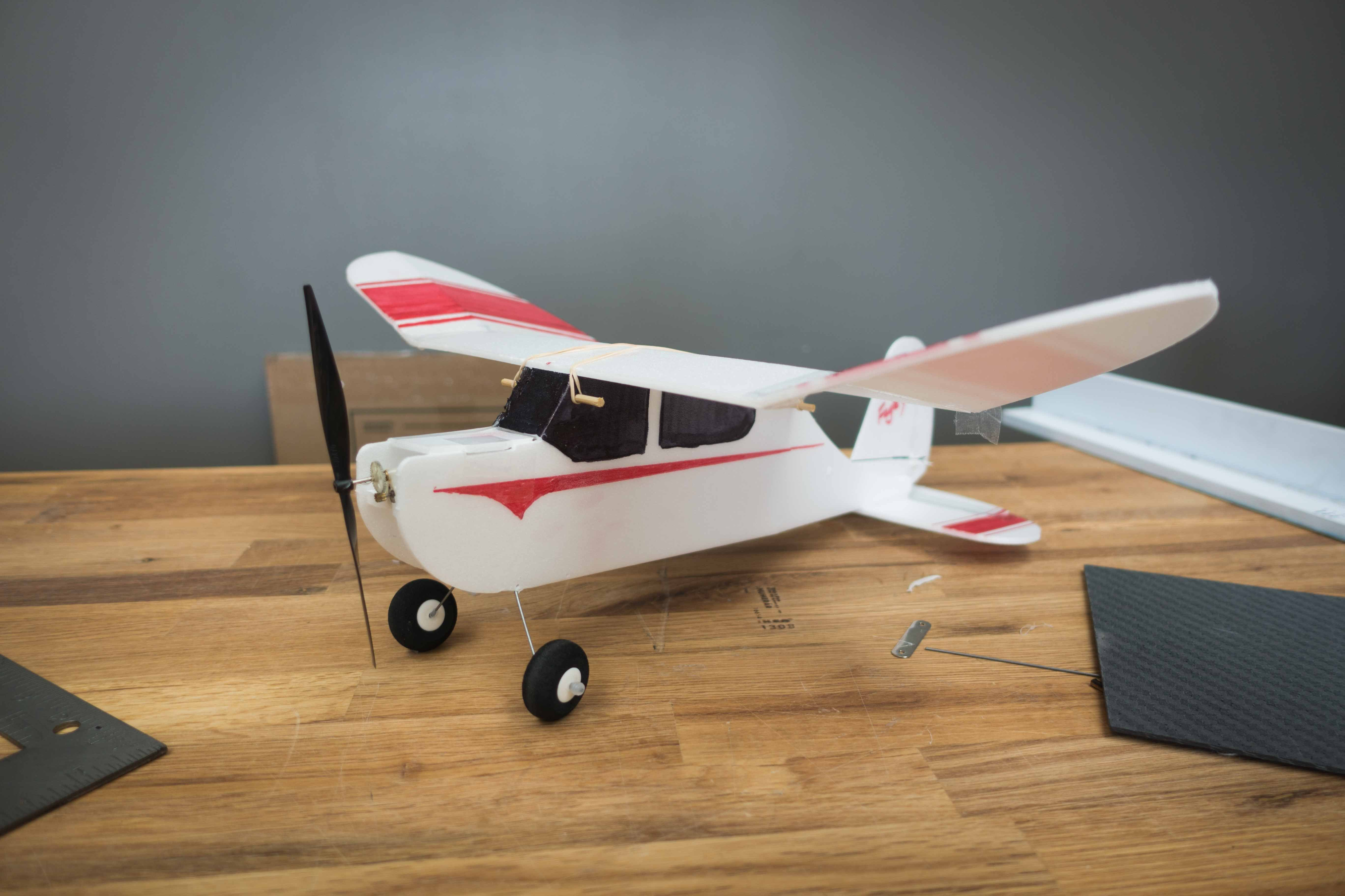 You can download the plans for Peter\u0027s Paper Airplane HERE! & Micro Plane Projects | Flite Test