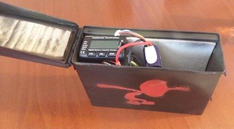 Lipo Charging Box Flite Test