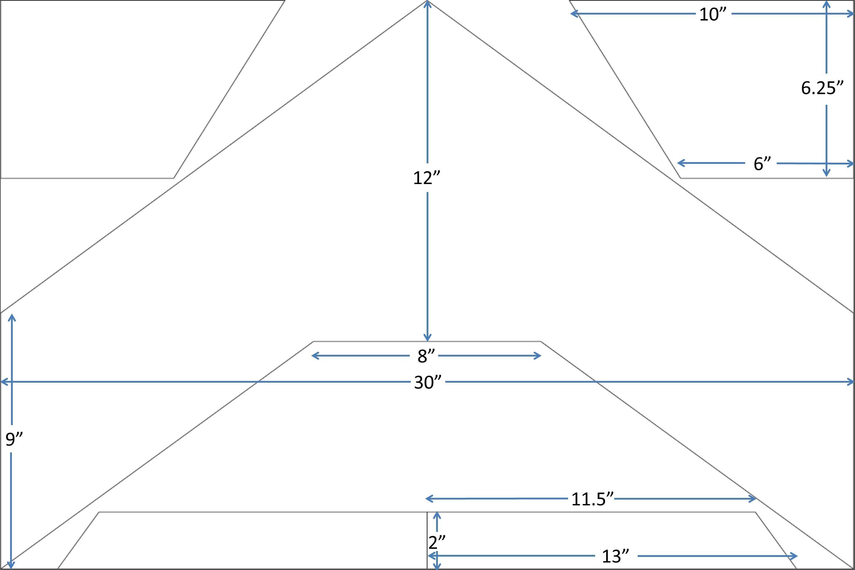$2 KFm4 Scratchbuilt Wing Build Plans | Flite Test