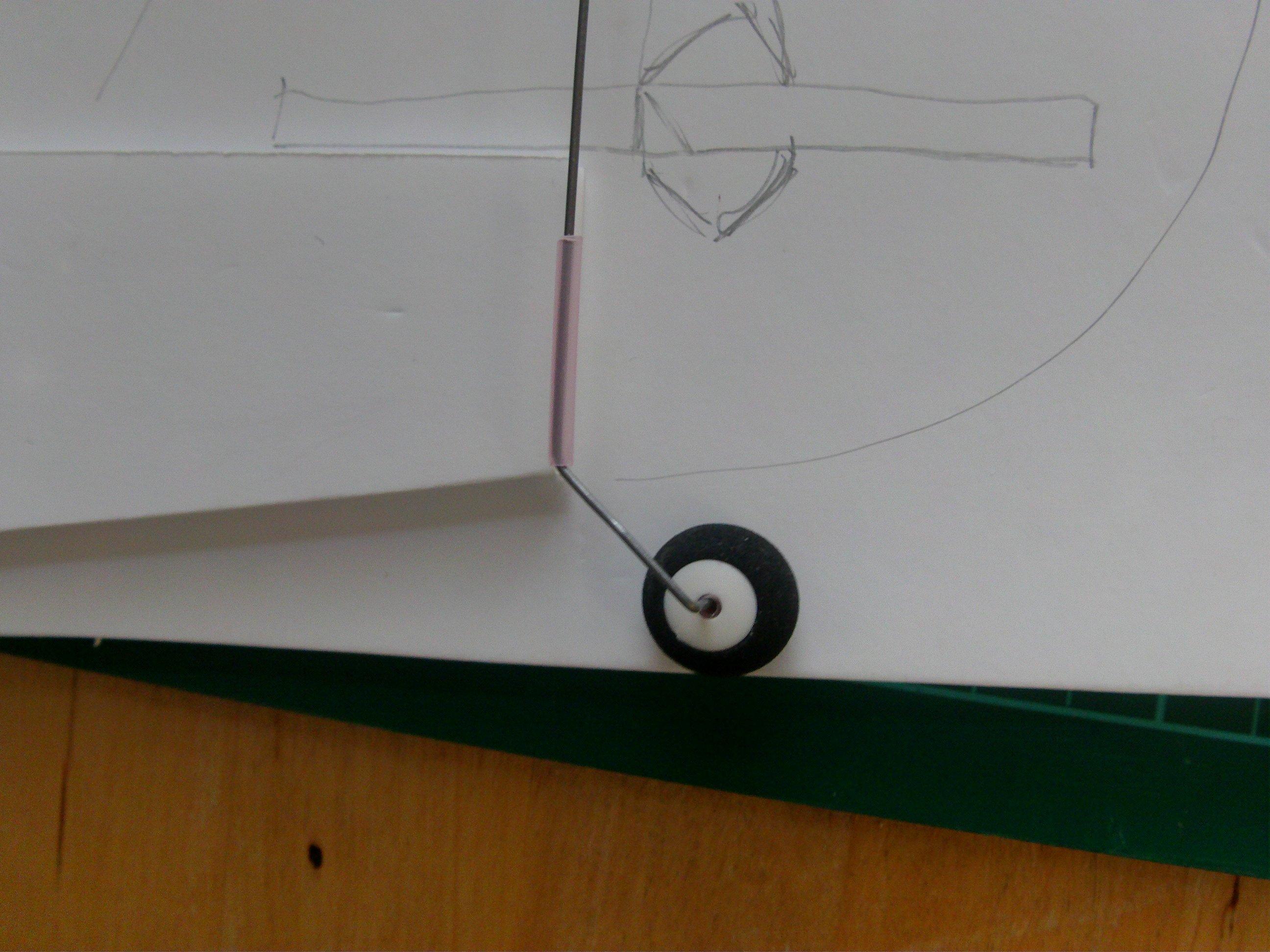 Simple tail steering. | Flite Test