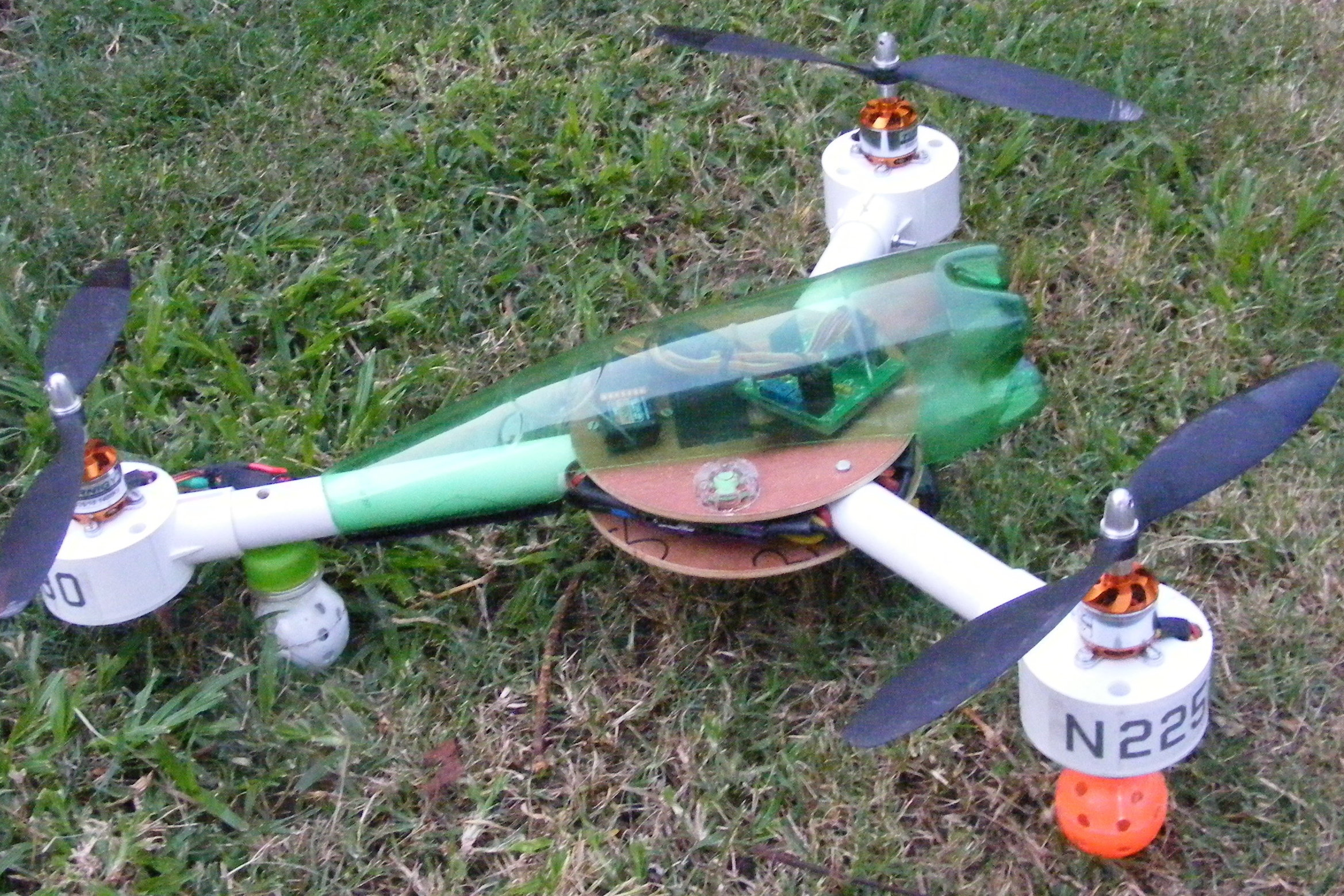 Rate This Article & Reversed Tricopter | Flite Test