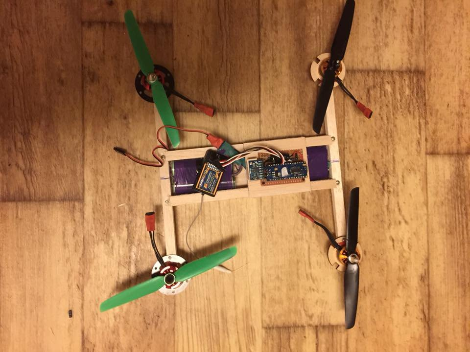 40 min+ Mini Quad Flight Time! - Build | Flite Test