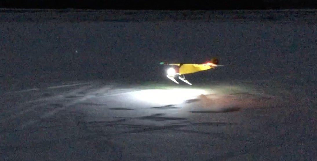 Winter Swappables Part 2: Landing Lights | Flite Test