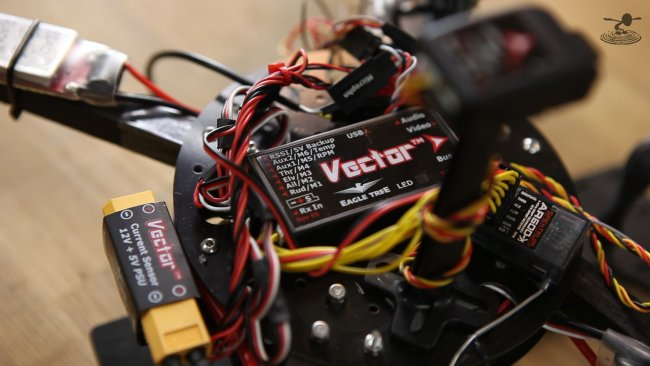 eagle 100cc atv wiring diagram vector flight controller + osd - basic setup | flite test eagle tree vector wiring diagram