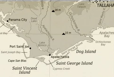 Shell Point Florida Map.The Forgotten Coast Of Florida A Weekend Escape Flite Test