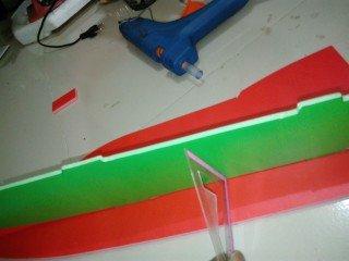 KT板制作冲浪者滑翔机-航模制作教程附图纸 第28张