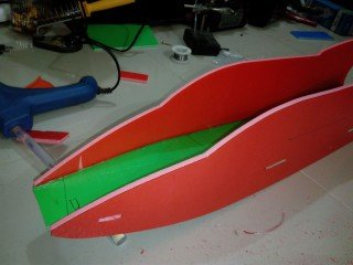 KT板制作冲浪者滑翔机-航模制作教程附图纸 第40张