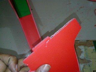 KT板制作冲浪者滑翔机-航模制作教程附图纸 第48张