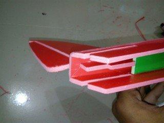 KT板制作冲浪者滑翔机-航模制作教程附图纸 第50张