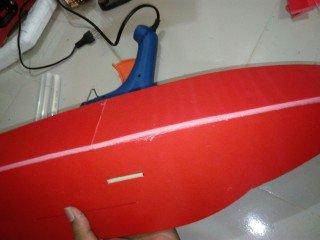 KT板制作冲浪者滑翔机-航模制作教程附图纸 第64张