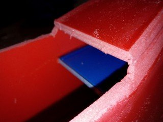 KT板制作冲浪者滑翔机-航模制作教程附图纸 第78张