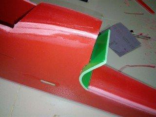 KT板制作冲浪者滑翔机-航模制作教程附图纸 第82张