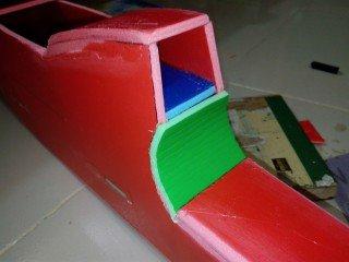 KT板制作冲浪者滑翔机-航模制作教程附图纸 第84张