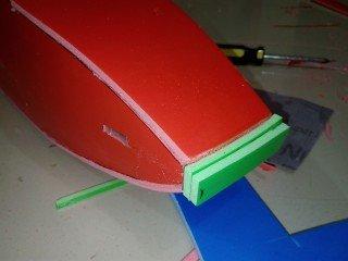 KT板制作冲浪者滑翔机-航模制作教程附图纸 第88张