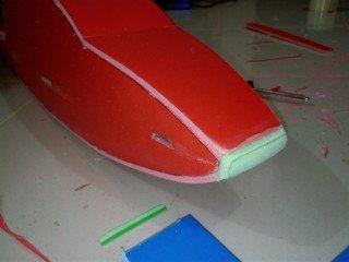 KT板制作冲浪者滑翔机-航模制作教程附图纸 第90张