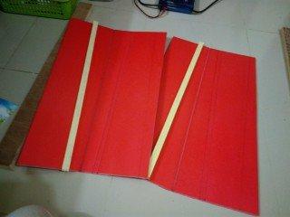 KT板制作冲浪者滑翔机-航模制作教程附图纸 第104张