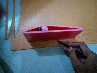 KT板制作冲浪者滑翔机-航模制作教程附图纸 第128张