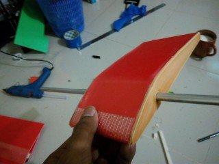 KT板制作冲浪者滑翔机-航模制作教程附图纸 第134张