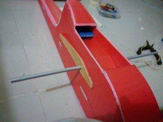 KT板制作冲浪者滑翔机-航模制作教程附图纸 第142张