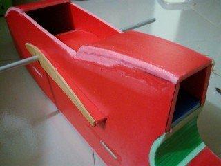 KT板制作冲浪者滑翔机-航模制作教程附图纸 第144张