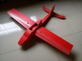 KT板制作冲浪者滑翔机-航模制作教程附图纸 第150张