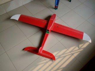 KT板制作冲浪者滑翔机-航模制作教程附图纸 第168张