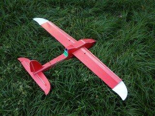 KT板制作冲浪者滑翔机-航模制作教程附图纸 第170张