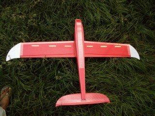 KT板制作冲浪者滑翔机-航模制作教程附图纸 第158张
