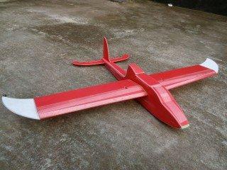 KT板制作冲浪者滑翔机-航模制作教程附图纸 第172张