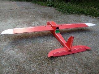 KT板制作冲浪者滑翔机-航模制作教程附图纸 第174张