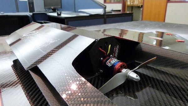Carbon Fiber Wolverine Flite Test